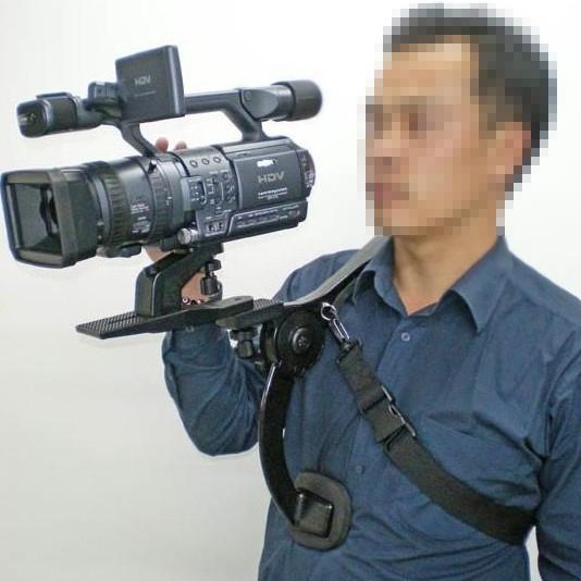 Camcorder shoulder support  TS-CS01