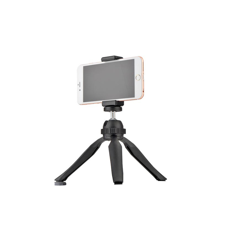 Mini Tripod with Phone Holder